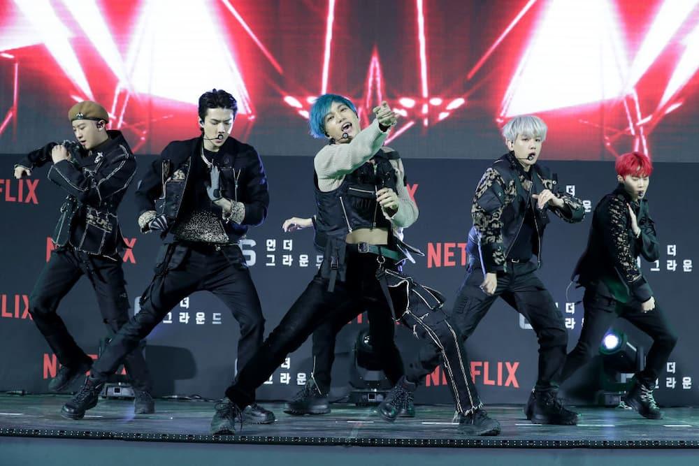 Best K-pop boy groups