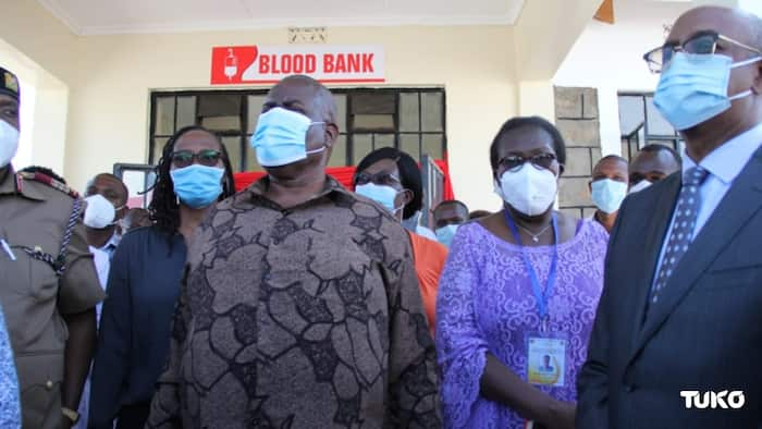 Homa Bay: Governor Cyprian Awiti urges govt to upgrade county referral hospital