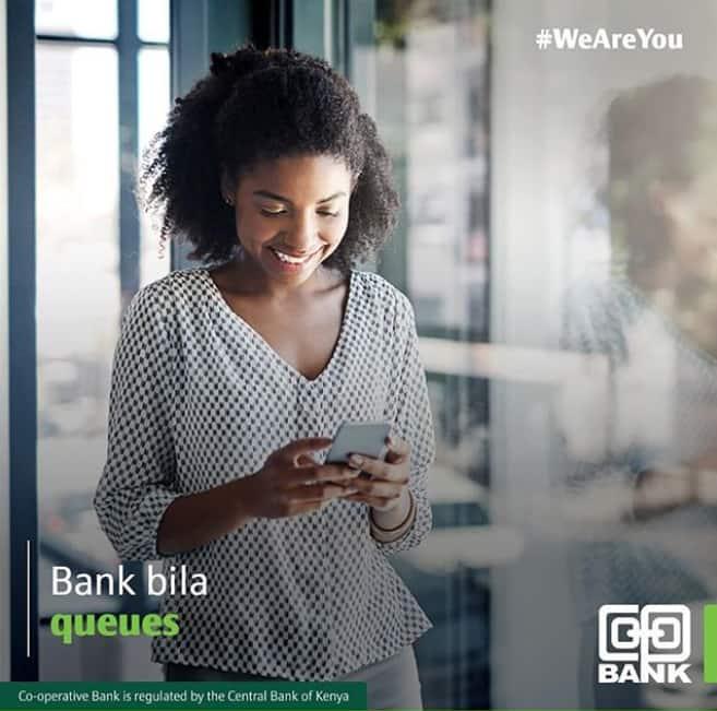 check my co-operative bank account balance