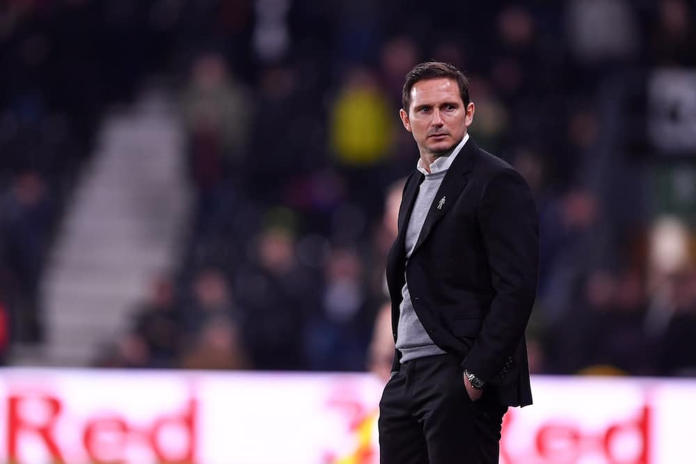 Frank Lampard: Chelsea reportedly draw 4-man shortlist as replacement for Englishman