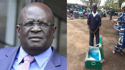 CS Magoha asks teachers to admit needy Form One students without fees