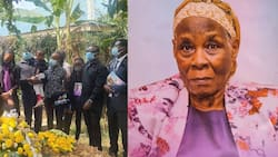 """Diana Marua Sadly Lays to Rest Grandmother in Migori: """"Forever in My Heart"""""""