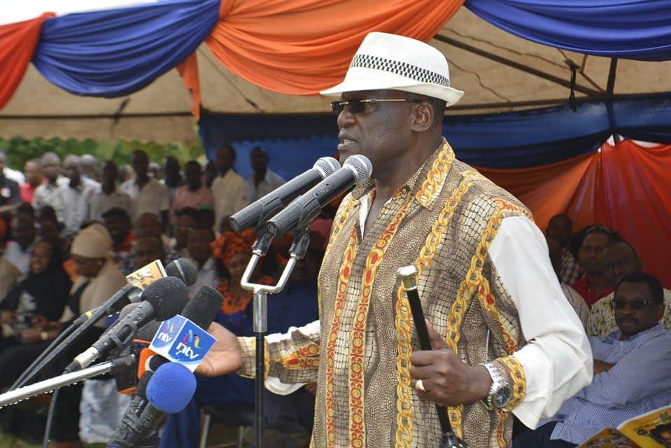 Kalonzo Musyoka denies alliance with William Ruto