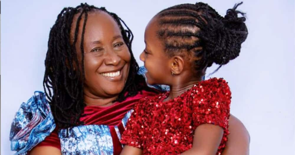 Patience Ozokwo is fondly known by the nickname of Mama G.