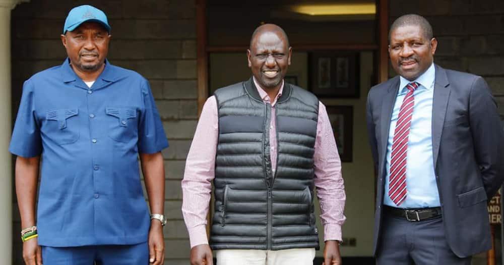DP Ruto Avuna Jubilee, Waliokuwa Wakosoaji Wafike Karen Kubatizwa