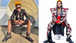 Outfit I Wore to Bahati's Album Launch Is Worth KSh 102k, Comedian Eric Omondi Claims