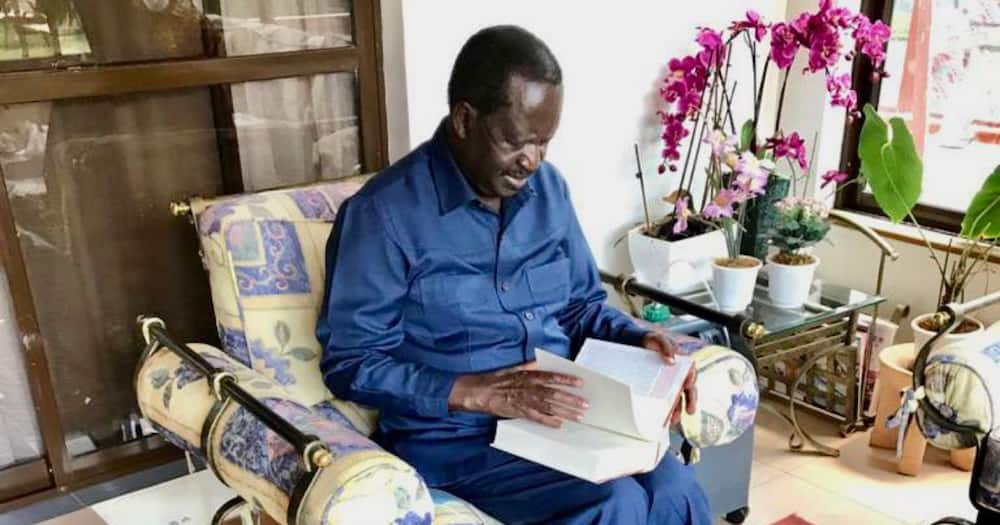 Raila Odinga Throws Weight Behind Vaccine Manufacturing in Africa