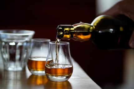 List of top whiskeys you can find in the world