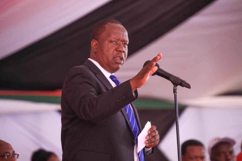 John Nyagarama: Rais Uhuru aagiza ujumbe wa aliyekuwa gavana kutafutwa