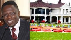 Stunning Photos of Ababu Namwamba's Palatial Karen Mansion