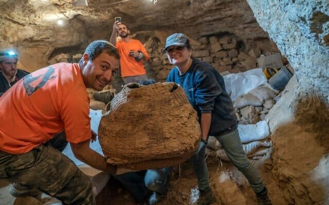 Bible scroll fragments dating back 2,000 years found in Dead Sea