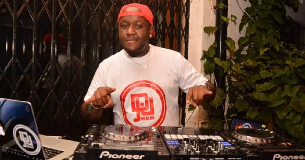 DJ Joe Mfalme Shows Off House He Built for Mum Weeks After Losing Radio Job