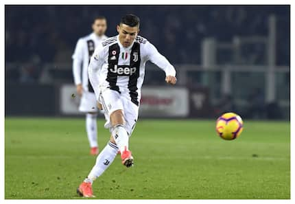 Unstoppable Ronaldo reaches new Serie A milestone as Juventus edges Torino in the Turin Derby