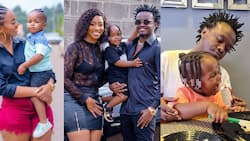 """Bahati, Diana Marua Celebrate Son Majesty's 2nd Birthday: """"Blessed to Have You"""""""