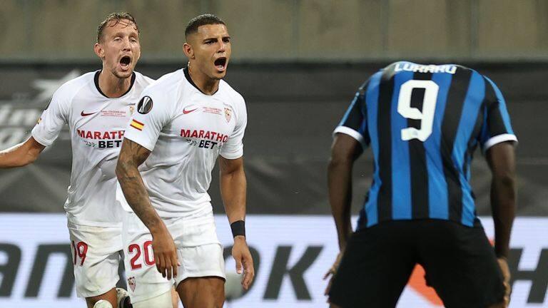 Sevilla beat Inter Millan 3-2 in thrilling Europa League final