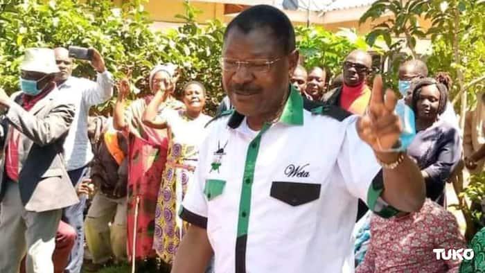 Wetang'ula Endorses Speaker Lusaka for Bungoma Governor, Says Wangamati Was Big Mistake