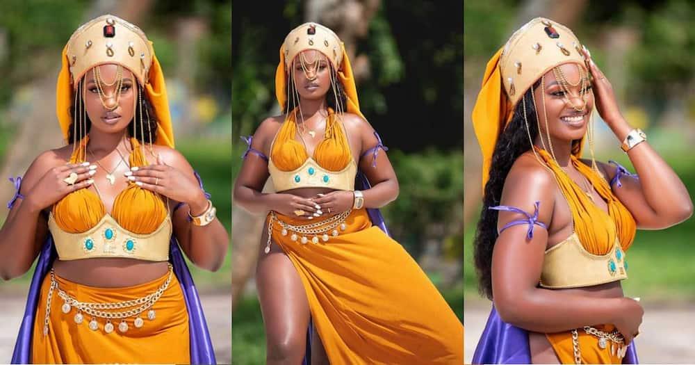 Maureen Waititu Celebrates Birthday with Sizzling Hot Photos