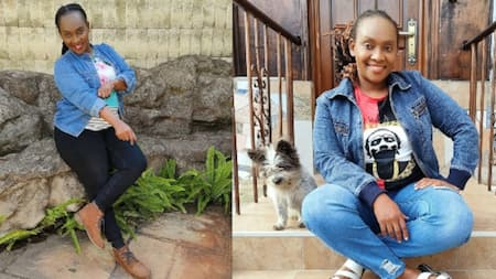 Mother-In-Law Actress Jacqy Tina Excited as Son Nearly Clocks 1 Year
