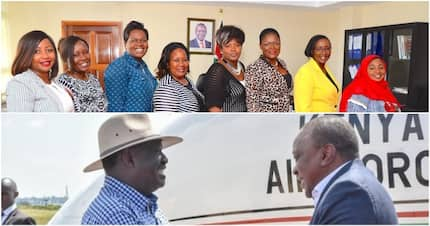 Jubilee and NASA women MPs meet, agree to support Uhuru-Raila handshake