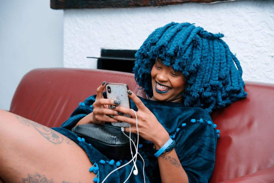 Moonchild Sanelly real name