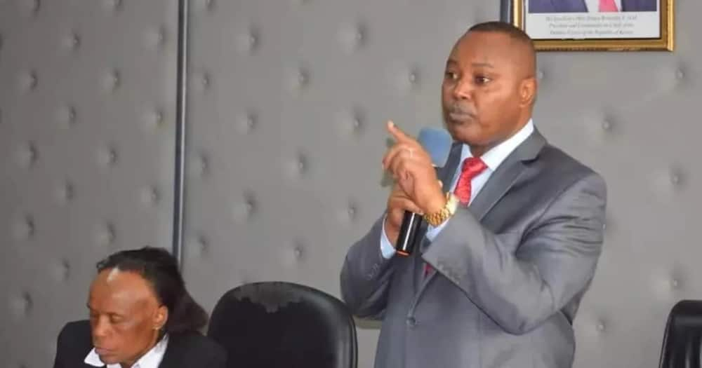 George Kinoti Dismises Purity Mwambia's Expose, Says Seized Guns Aren't Owned by Gov't