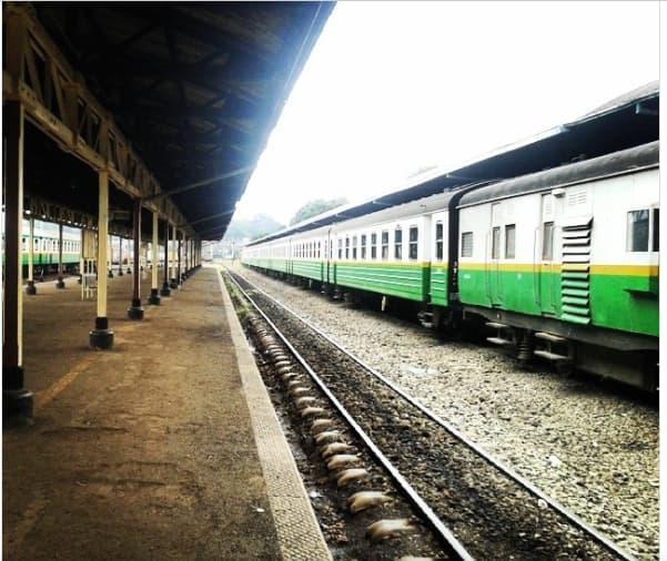Nairobi commuter train costs