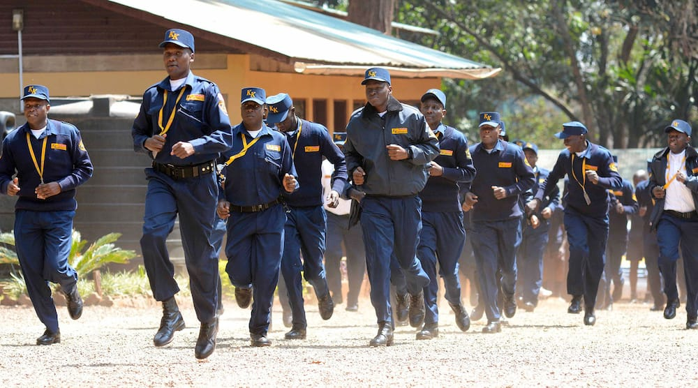 New regulations give Kenyan private security guards power to carry guns, make arrests