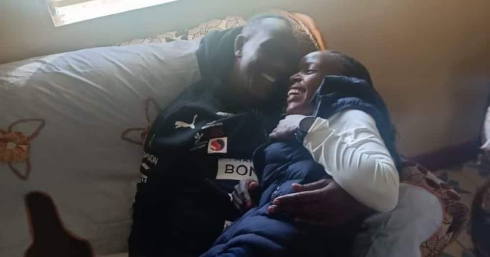 Agnes Tirop: Sweet Last Moments of Slain Athlete Cuddling with Lover