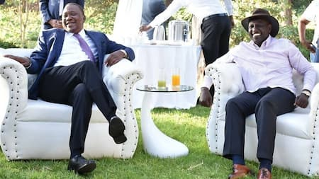 """William Ruto Suggests Uhuru's Trickle Down Economy Has Created Cartels, Monopolies: """"Failed"""""""