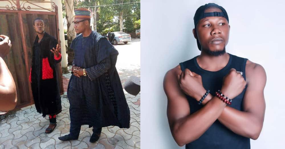 Nollywood actor Rexperfect