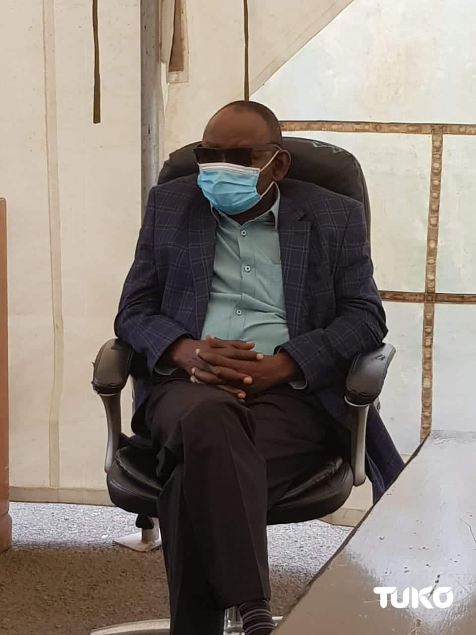 Former Kasarani MP John Njoroge sentenced to 1 year in jail for soliciting KSh 100k bribe