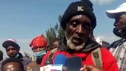 Mashujaa Dei: Mzee Aliyetembea Kilomita 200 Hadi Kirinyaga Azawadiwa Mkate na Mchele