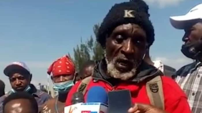 Nakuru Man Who Trekked to Kirinyaga for Mashujaa Day Fete Gifted Bread, 2kg of Rice