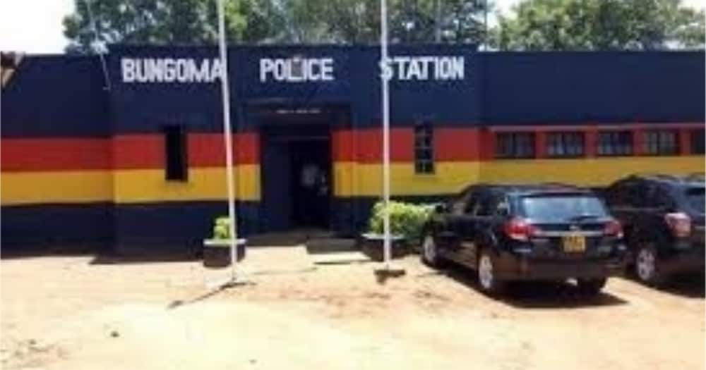 Bungoma prison break: 11 escape from police station after digging hole on wall