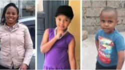 Nanyuki woman, two children missing after visiting estranged husband