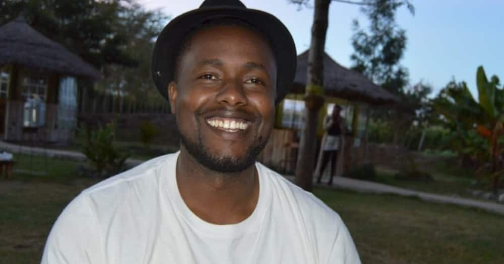 Author Silas Nyanchwani advised people to embrace contractual marriages. Photo: Silas Gisiora Nyanchwani.