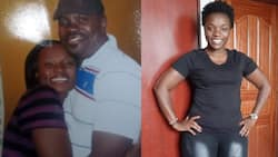 Benjamin Ayimba's Girlfriend Actress Nyaboke Mourns Late Coach in Moving Post