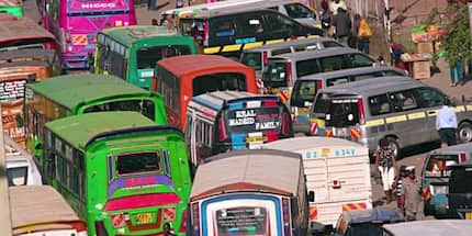 NTSA suspends 210 drivers in one month as enforcement of Michuki rules intensify