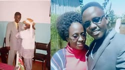 """Sammy Ondimu Urges Kenyans Not to Fear Marrying Police Officers: """"We Are Responsible Dads and Mums"""""""