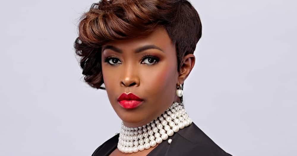 Caroline Mutoko wittily dresses down netizen who made fun of her age