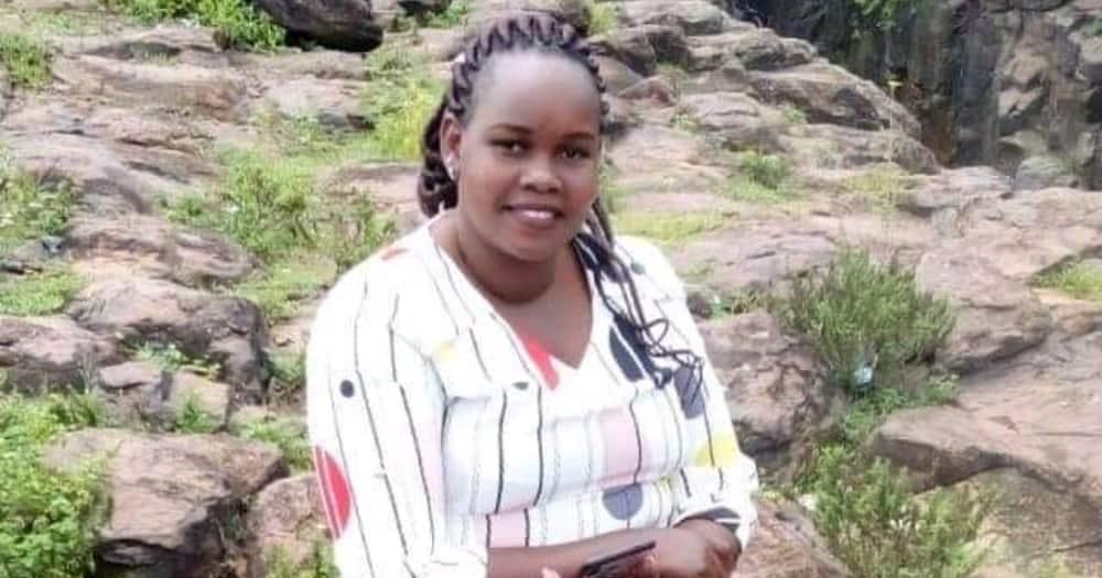 The late police officer Caroline Kangogo. Photo: DCI.