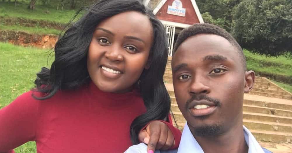 Nakuru Man in Mourning after Losing Campus Lover He Wedded in December
