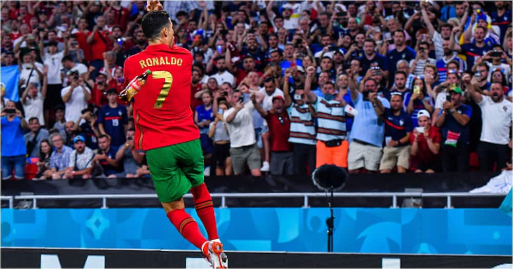 Ali Daei Sends Ronaldo Special Message as Juve Ace Becomes Joint-Highest International Goalscorer