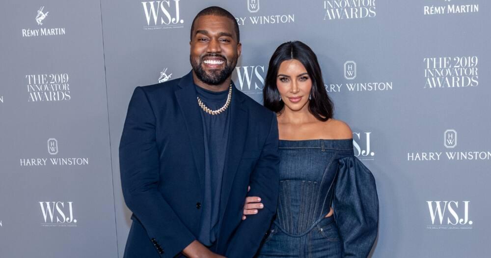 Break up: Kim Kardashian stressed over divorce from Kanye West