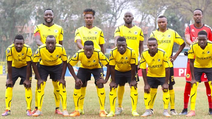 Tusker FC Ends Gor Mahia's Dominance to Be Crowned KPL Champions