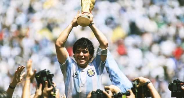 Diego Maradona: Football legend has died aged 60