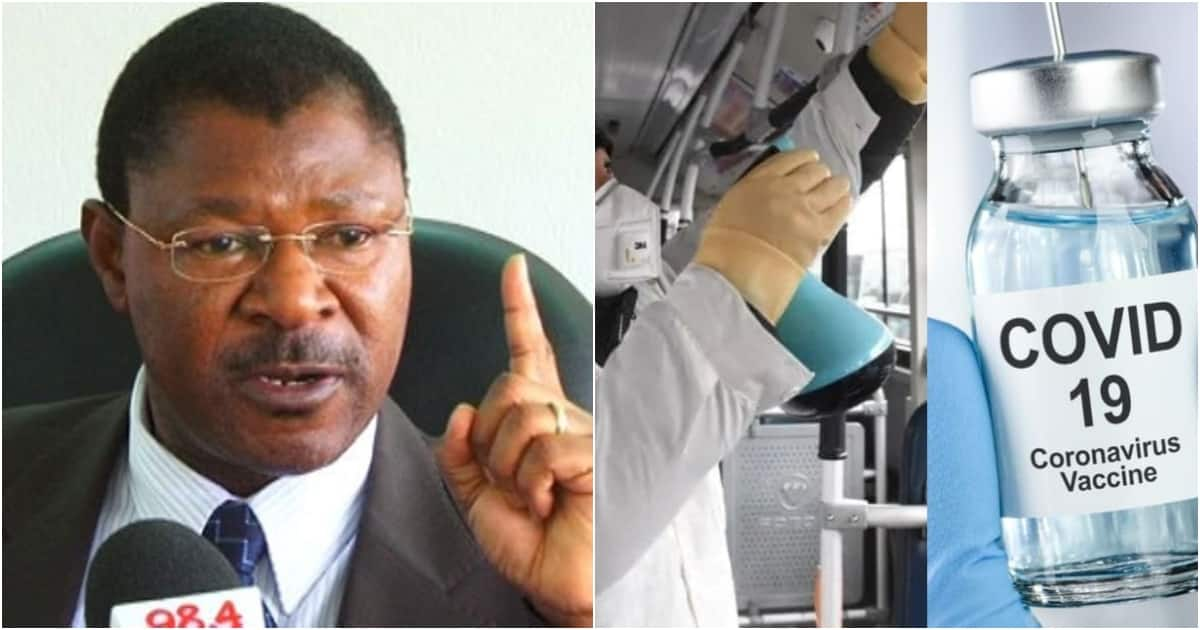 "Wetangu'la rejects COVID-19 vaccine test in Africa: ""We aren't Guinea pigs"""