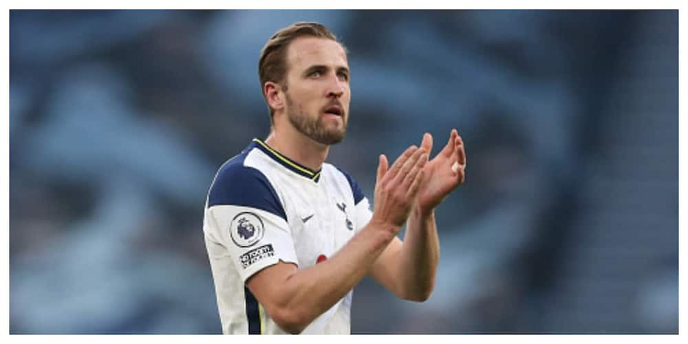 Tottenham star Kane reveals why he wants to be at the level of Ronaldo, Messi