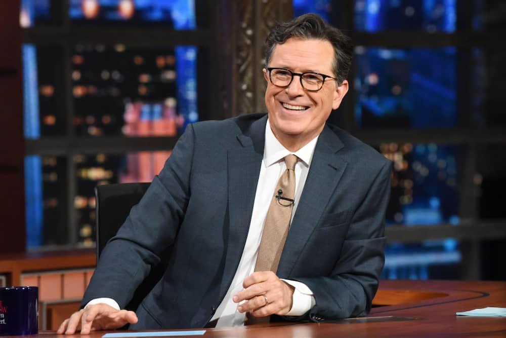 Stephen Colbert net worth