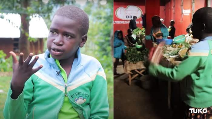 Chavakali: 12-Year-Old Forced to Preach at Marketplaces to Provide for Sick Father, Grandma